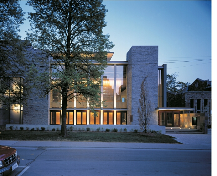 Richmond Hill Centre for the Performing Arts - Night